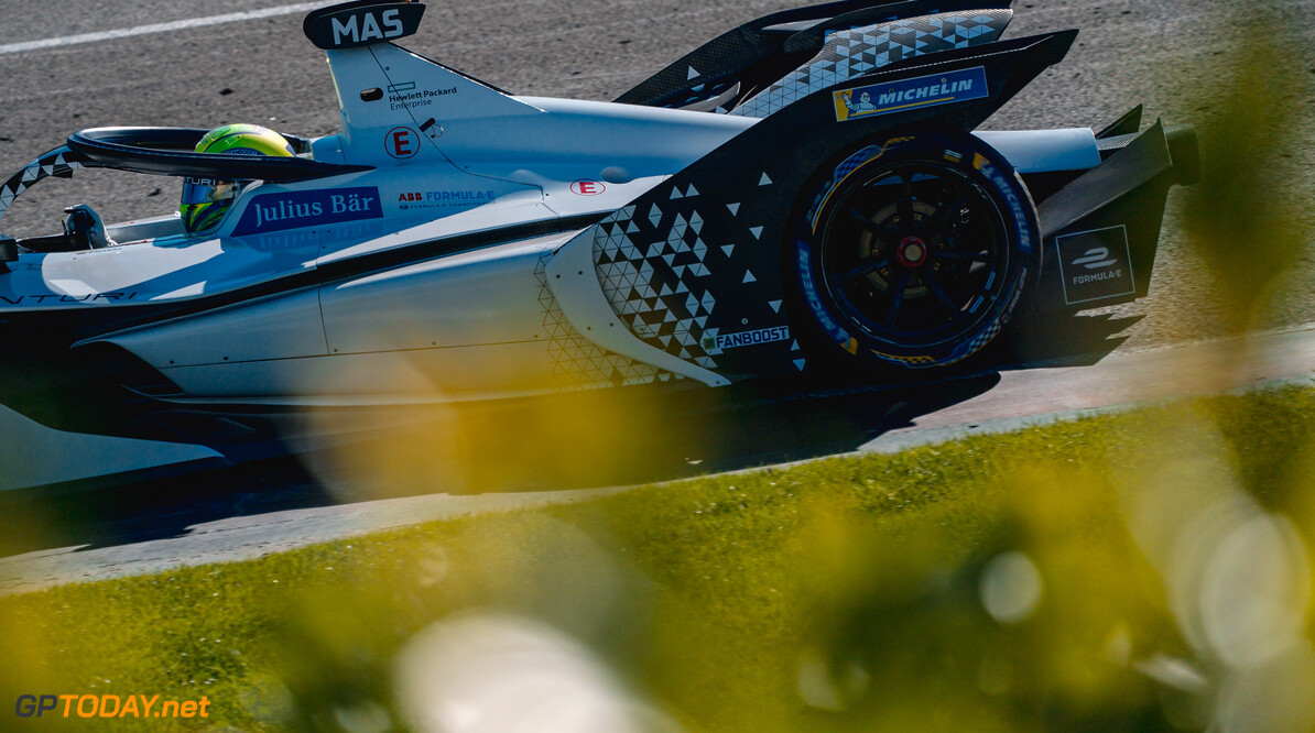 Felipe Massa (BRA), Venturi, EQ Silver Arrow 01   Dan Bathie
