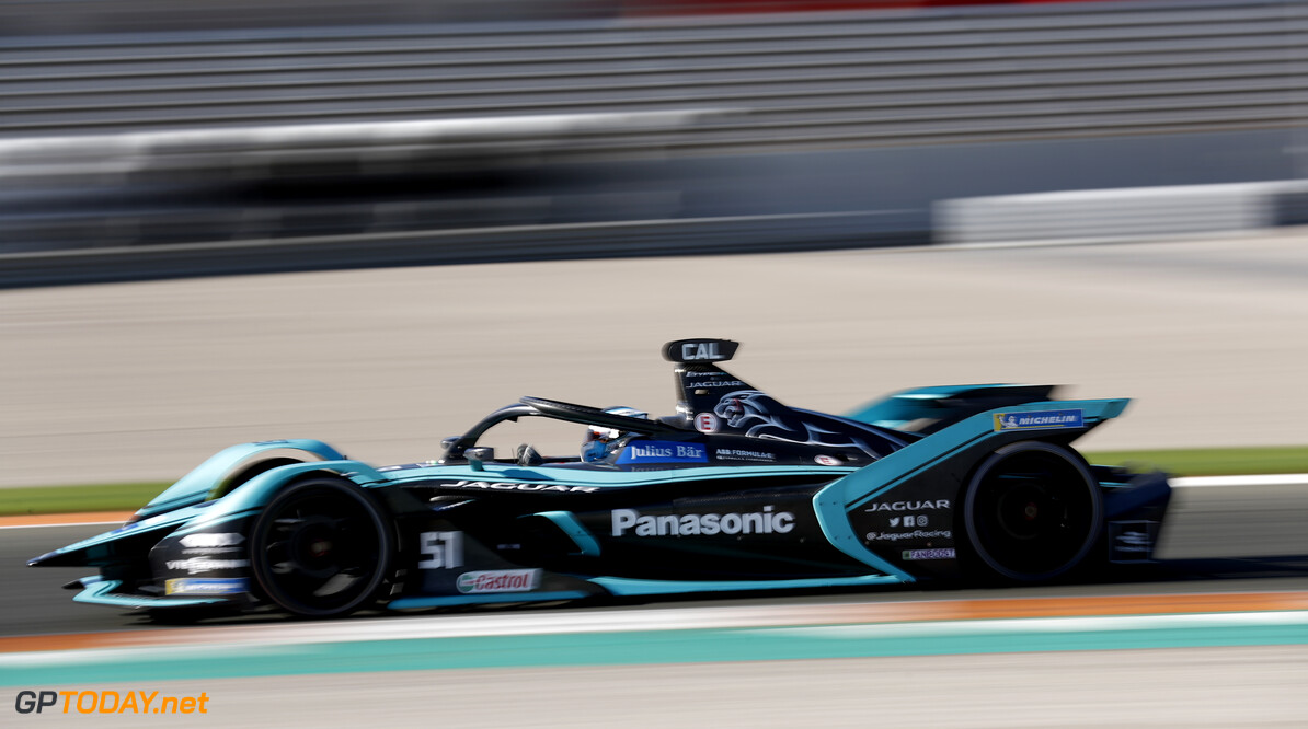 James Calado (GBR), Panasonic Jaguar Racing, Jaguar I-Type 4   Sam Bloxham    action