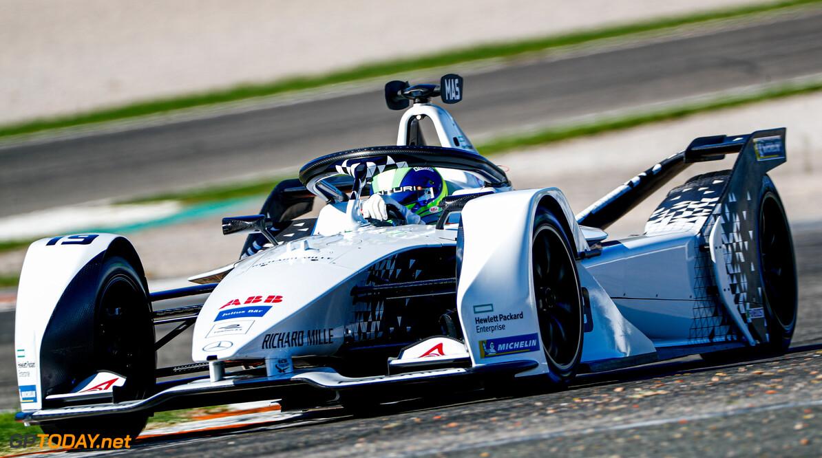 Felipe Massa (BRA), Venturi, EQ Silver Arrow 01   Sam Bloxham