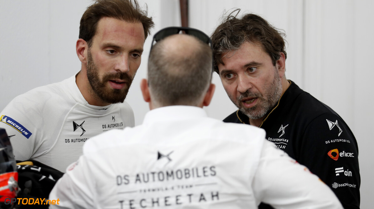 Jean-Eric Vergne (FRA), DS Techeetah  Sam Bloxham