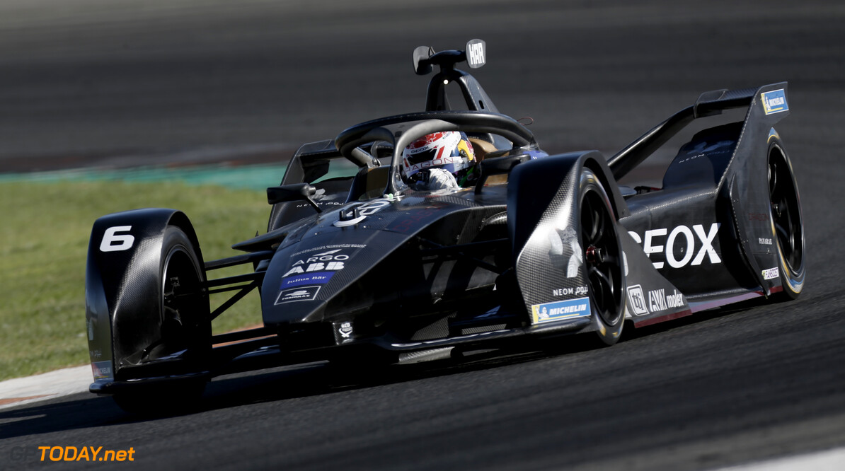Brendon Hartley (NZL), GEOX Dragon, Penske EV-4   Joe Portlock    action
