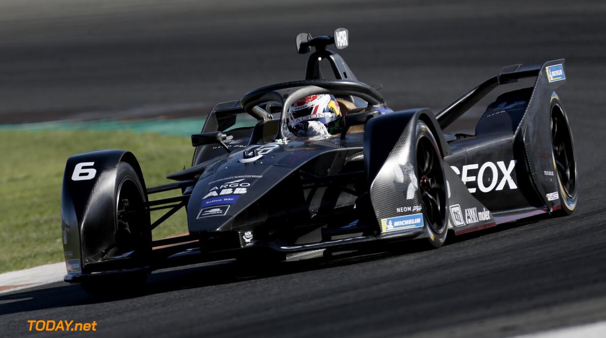 Brendon Hartley (NZL), GEOX Dragon, Penske EV-4   Joe Portlock    action