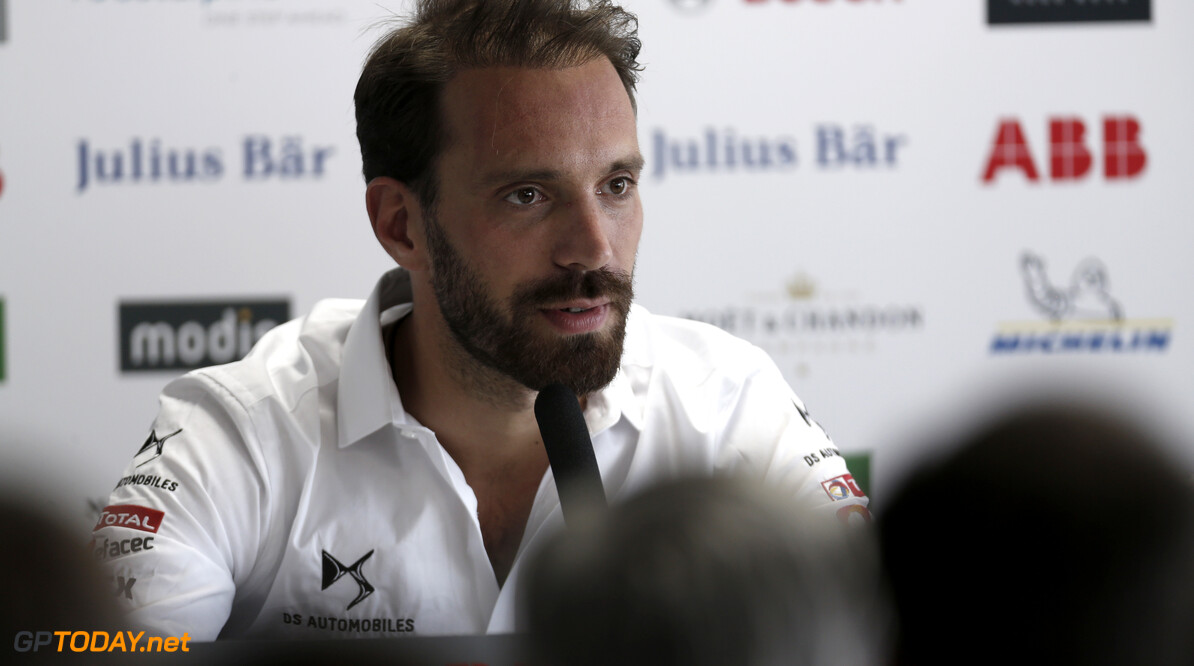 Jean-Eric Vergne (FRA), DS Techeetah  Joe Portlock    press conference