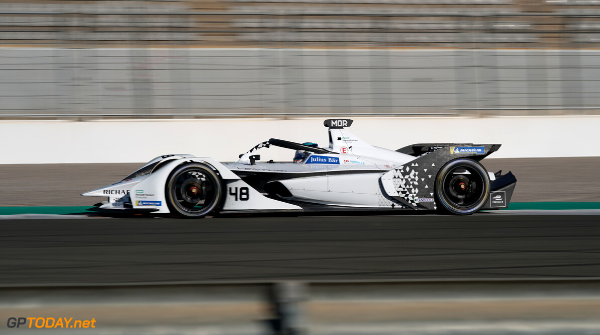 Edoardo Mortara (CHE) Venturi, EQ Silver Arrow 01   Dan Bathie    action
