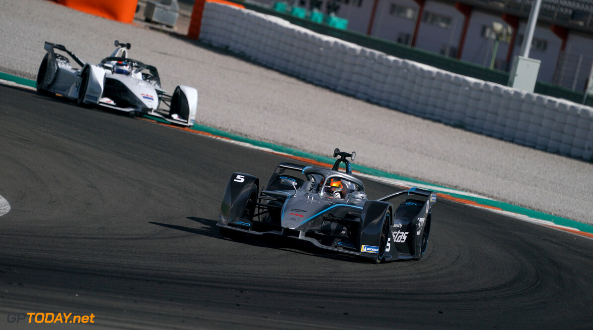 Stoffel Vandoorne (BEL), Mercedes Benz EQ Formula, EQ Silver Arrow 01   Dan Bathie    action