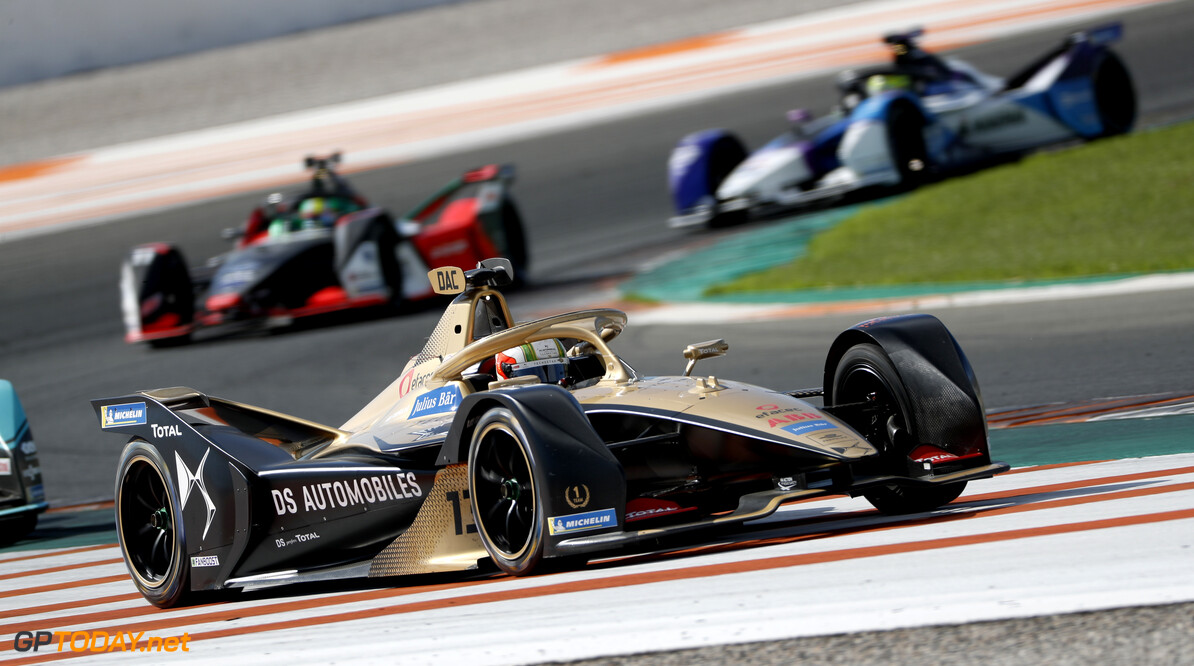 Antonio Felix da Costa (PRT), DS Techeetah, DS E-Tense FE20   Sam Bloxham    action