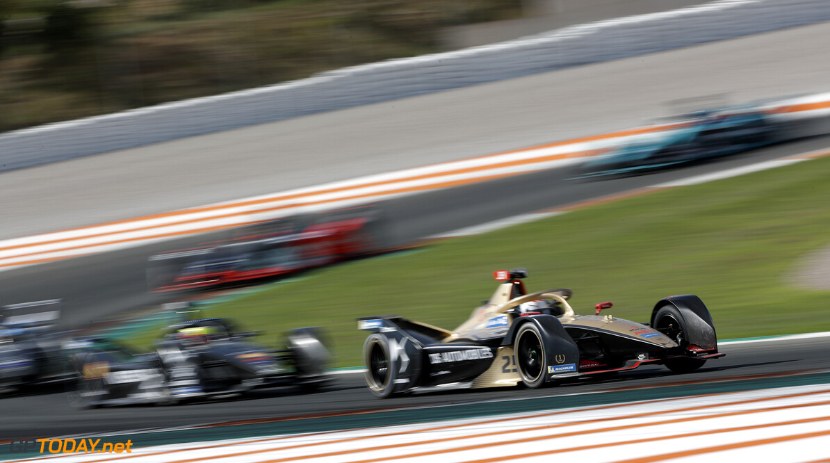 Jean-Eric Vergne (FRA), DS Techeetah, DS E-Tense FE20   Sam Bloxham    action