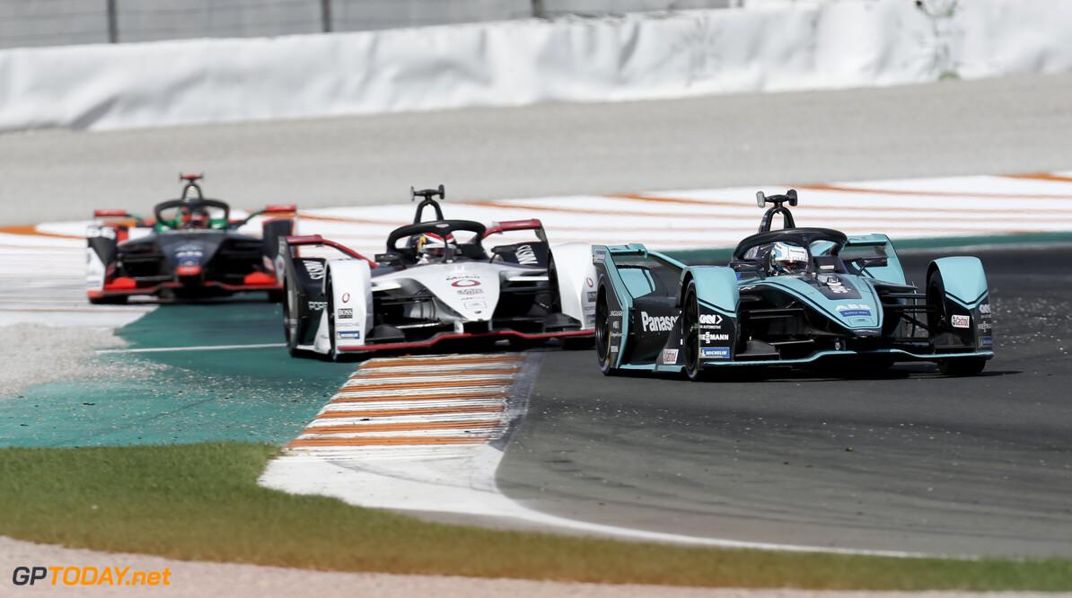 James Calado (GBR), Panasonic Jaguar Racing, Jaguar I-Type 4   Joe Portlock    action
