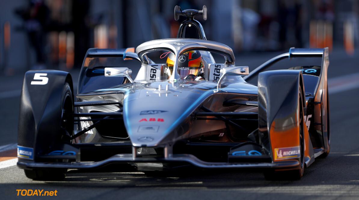 Stoffel Vandoorne (BEL), Mercedes Benz EQ Formula, EQ Silver Arrow 01   Sam Bloxham