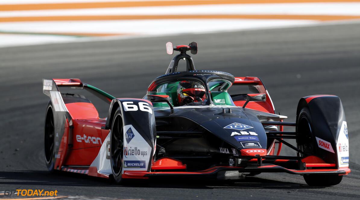 Daniel Abt (DEU), Audi Sport ABT Schaeffler, Audi e-tron FE06   Joe Portlock    action