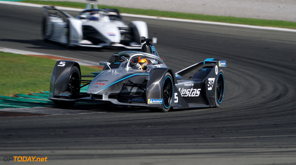 Vandoorne: Formula E cars more difficult to drive than F1