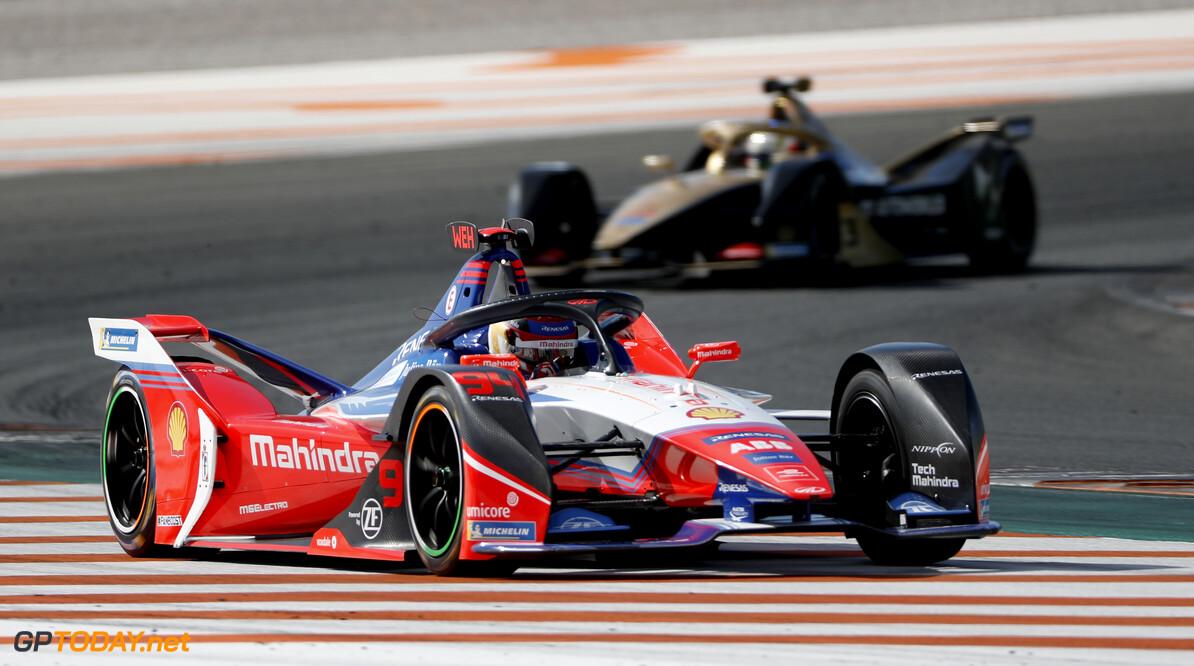 Pascal Wehrlein (DEU), Mahindra Racing, M6Electro   Sam Bloxham    action
