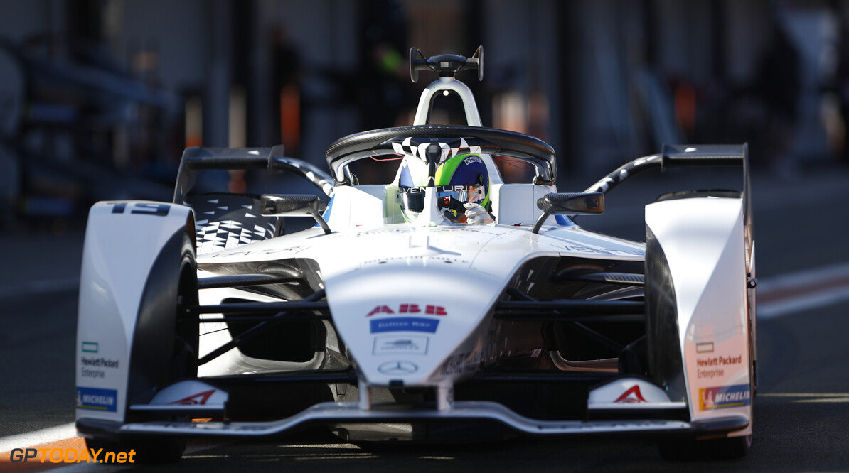 Felipe Massa (BRA), Venturi, EQ Silver Arrow 01   Sam Bloxham    action