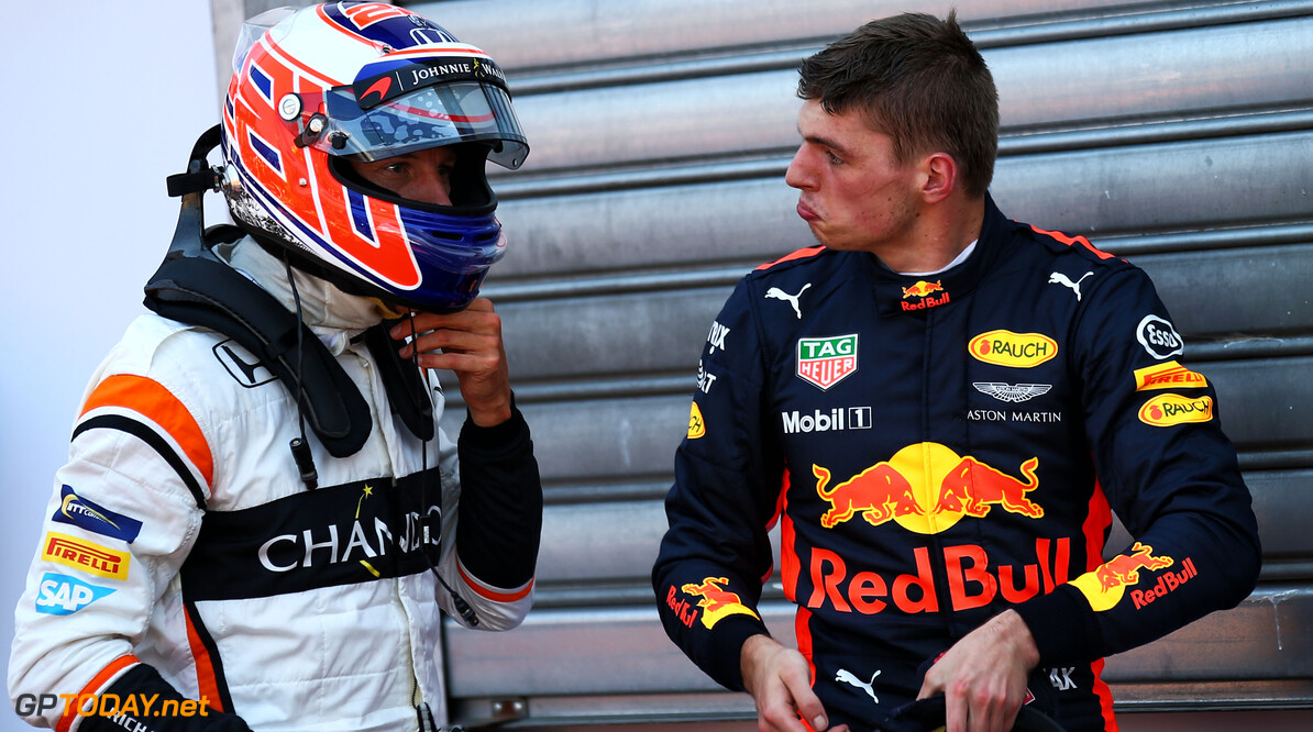 Button: Verstappen the fastest to ever to drive an F1 car