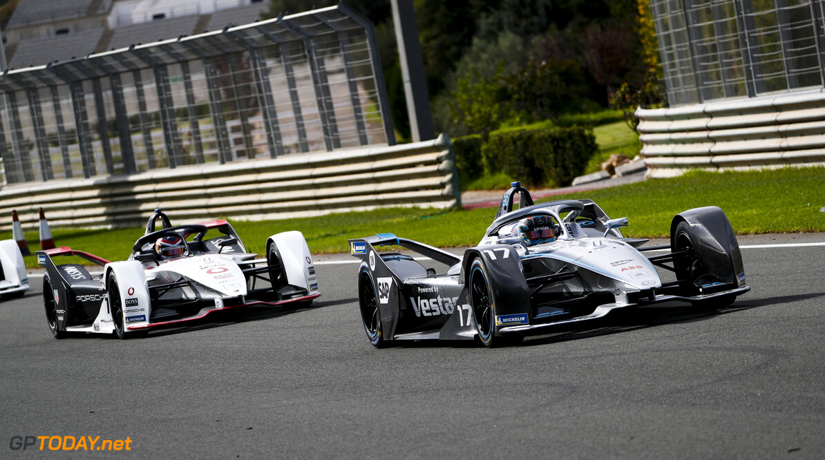 Nyck de Vries (NLD), Mercedes Benz EQ, EQ Silver Arrow 01   Sam Bloxham    action