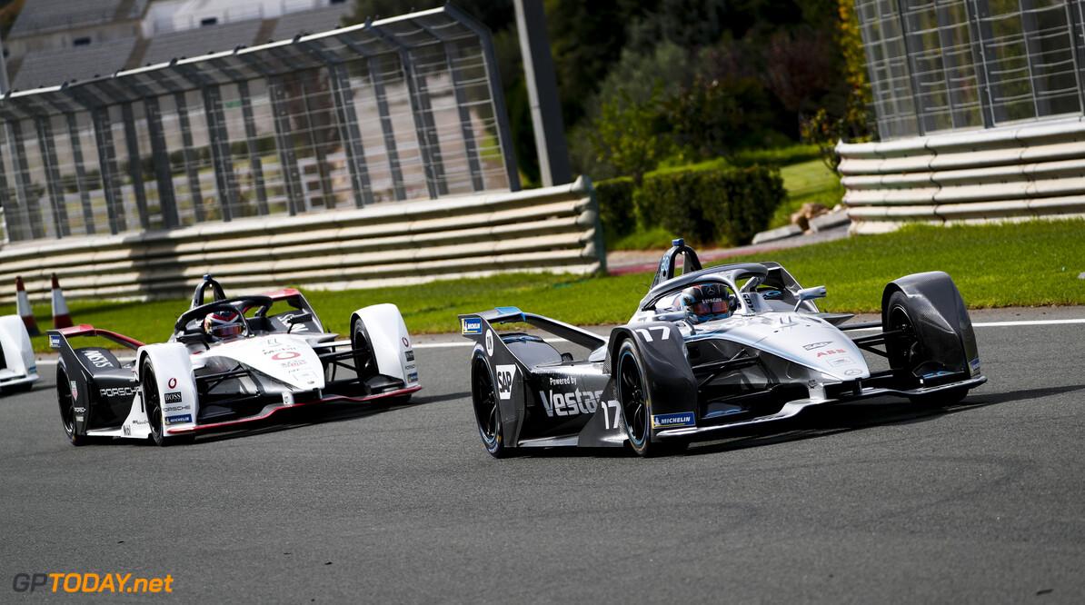 Nyck de Vries (NLD), Mercedes Benz EQ, EQ Silver Arrow 01   Sam Bloxham    action
