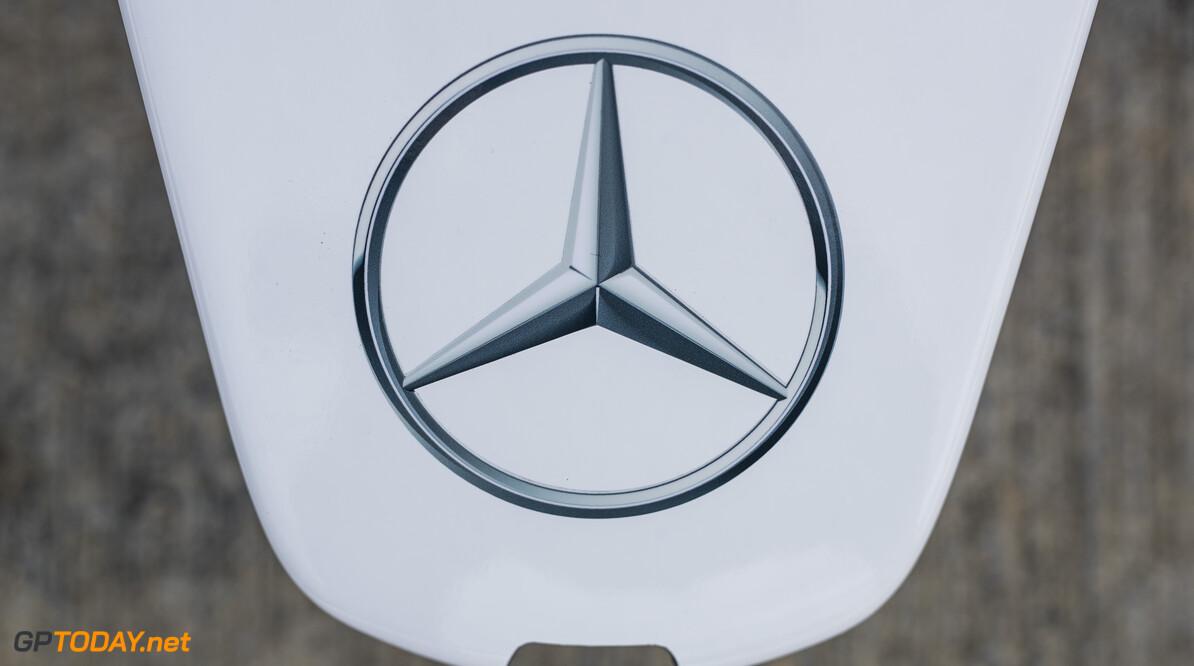 Mercedes Nose Cone  Sam Bloxham    fegen