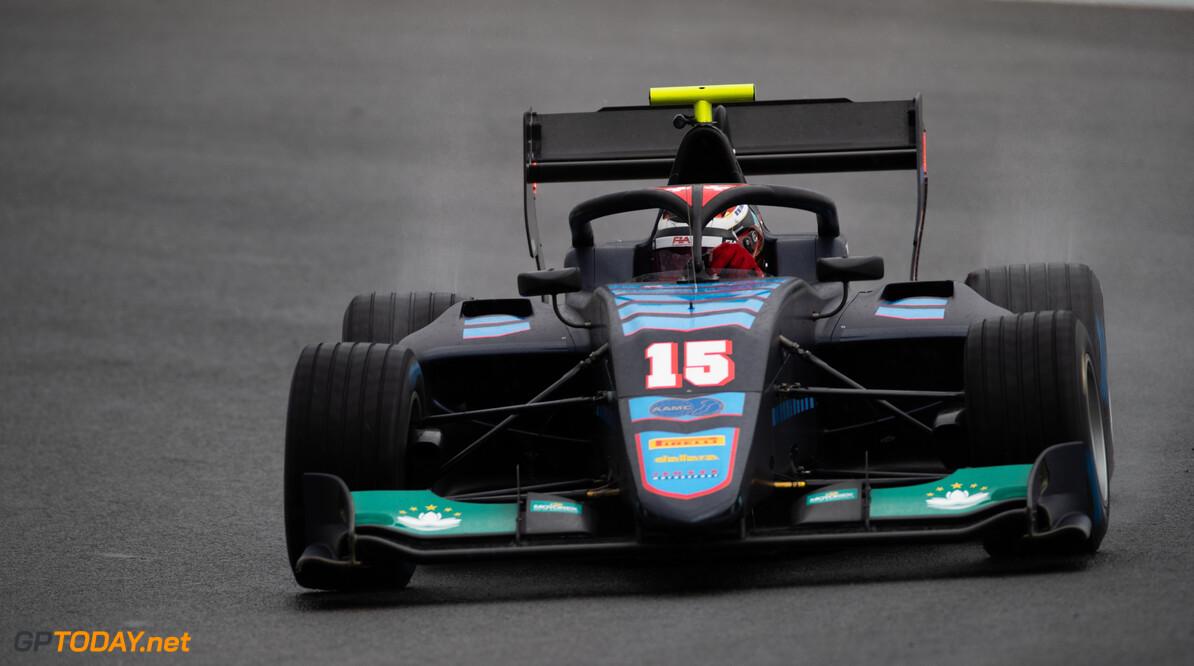 FIA Formula 3 OCTOBER 20: Lirim Zendeli, (DEU, Jenzer Motorsport) during the Valencia Test on October 20, 2019. (Photo by Joe Portlock) FIA Formula 3 Joe Portlock    FIA Formula 3 F3 Formula 3 FIA F3