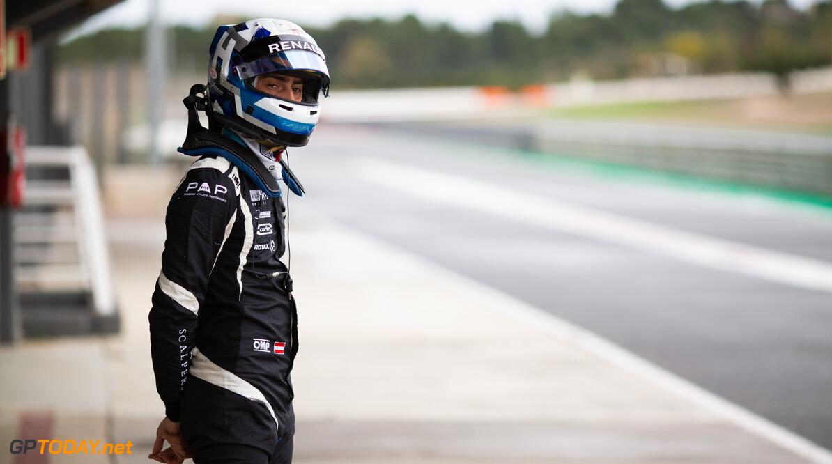 FIA Formula 3 OCTOBER 20: Ferdinand Habsburg (AUT, ART Grand Prix) during the Valencia Test on October 20, 2019. (Photo by Joe Portlock) FIA Formula 3 Joe Portlock    FIA Formula 3 F3 Formula 3 FIA F3