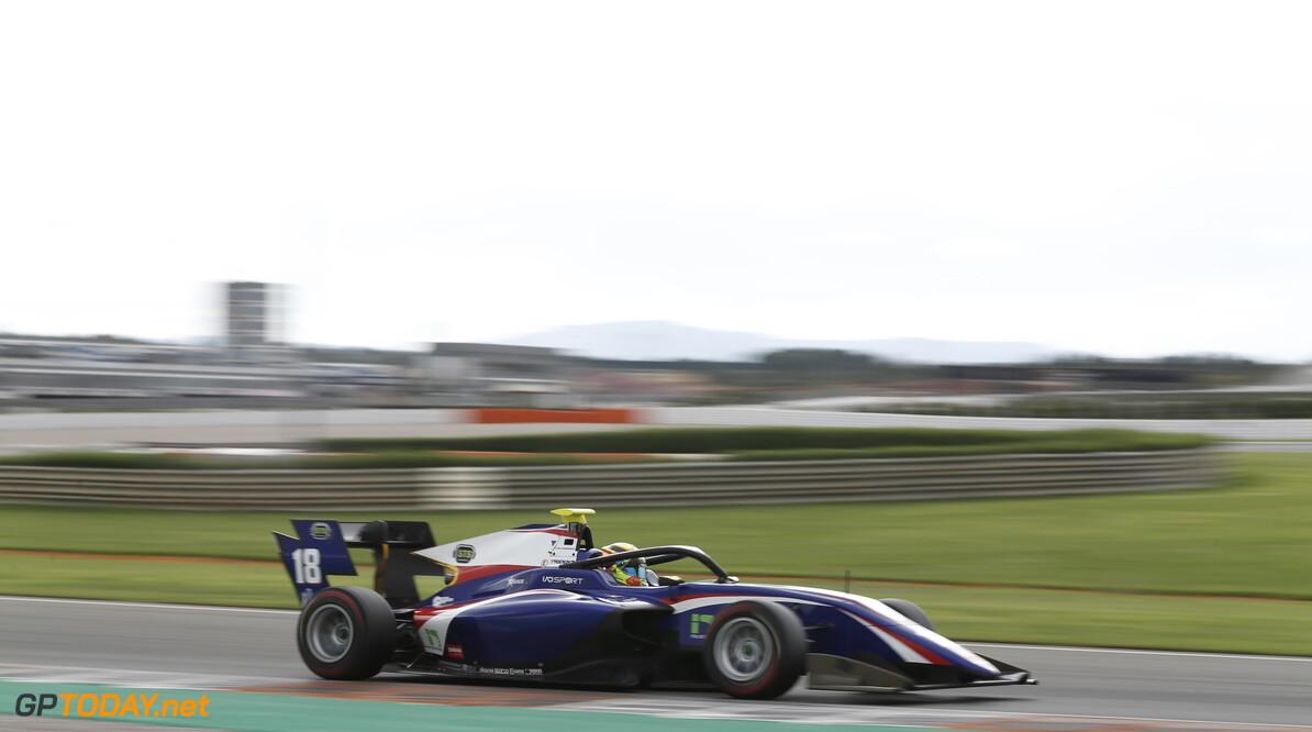 FIA Formula 3 OCTOBER 20: Alessio Lorandi (ITA, Trident) during the Valencia Test on October 20, 2019. (Photo by Joe Portlock) FIA Formula 3 Joe Portlock    FIA Formula 3 F3 Formula 3 FIA F3