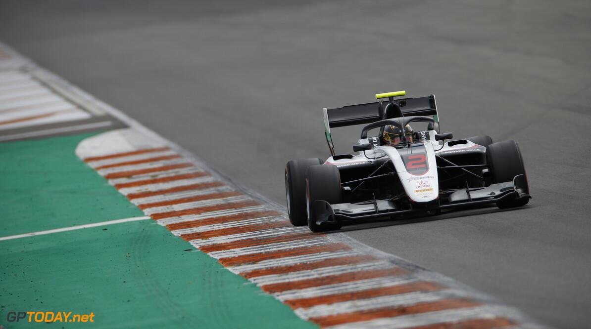 FIA Formula 3 OCTOBER 20: Sebastian Fernandez (ESP, ART Grand Prix) during the Valencia Test on October 20, 2019. (Photo by Joe Portlock) FIA Formula 3 Joe Portlock    FIA Formula 3 F3 Formula 3 FIA F3