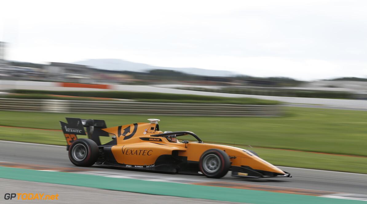 FIA Formula 3 OCTOBER 20: David Vidales (ESP, Campos Racing) during the Valencia Test on October 20, 2019. (Photo by Joe Portlock) FIA Formula 3 Joe Portlock    FIA Formula 3 F3 Formula 3 FIA F3