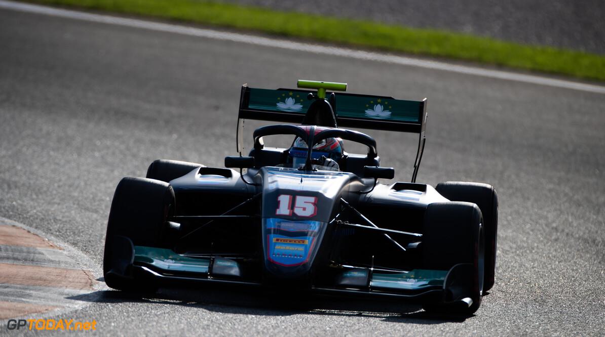 FIA Formula 3 OCTOBER 21: Leong Hon Chio (Mac, Jenzer Motorsport) during the Valencia Test on October 21, 2019. (Photo by Joe Portlock) FIA Formula 3 Joe Portlock    FIA Formula 3 F3 Formula 3 FIA F3