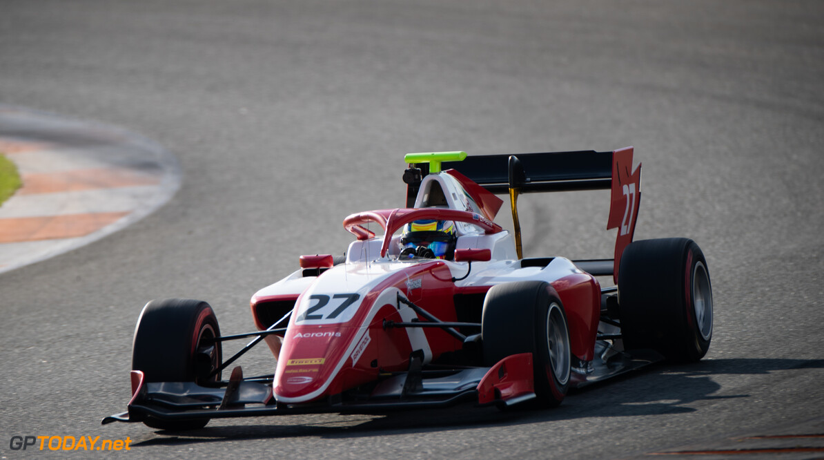 FIA Formula 3 OCTOBER 21: Oscar Piastri (AUS, PREMA Racing) during the Valencia Test on October 21, 2019. (Photo by Joe Portlock) FIA Formula 3 Joe Portlock    FIA Formula 3 F3 Formula 3 FIA F3