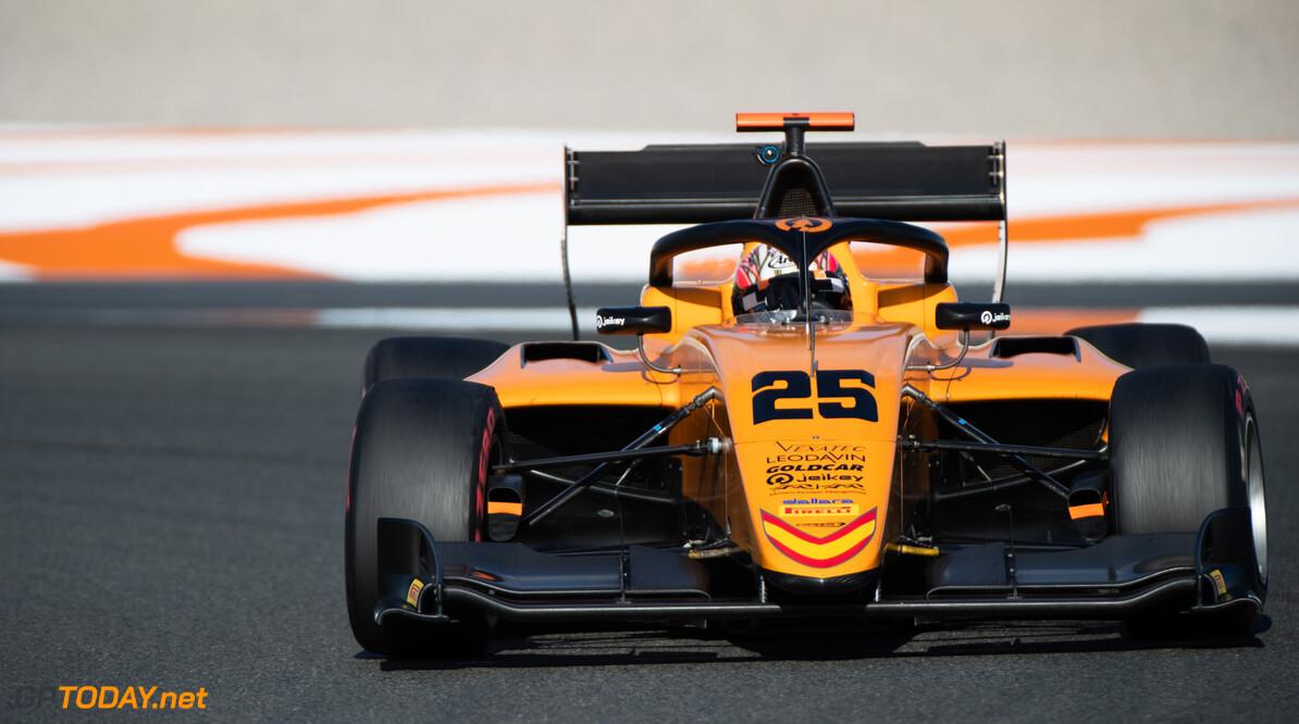 FIA Formula 3 OCTOBER 21: Yu Kanamaru (JAP, Campos Racing) during the Valencia Test on October 21, 2019. (Photo by Joe Portlock) FIA Formula 3 Joe Portlock    FIA Formula 3 F3 Formula 3 FIA F3