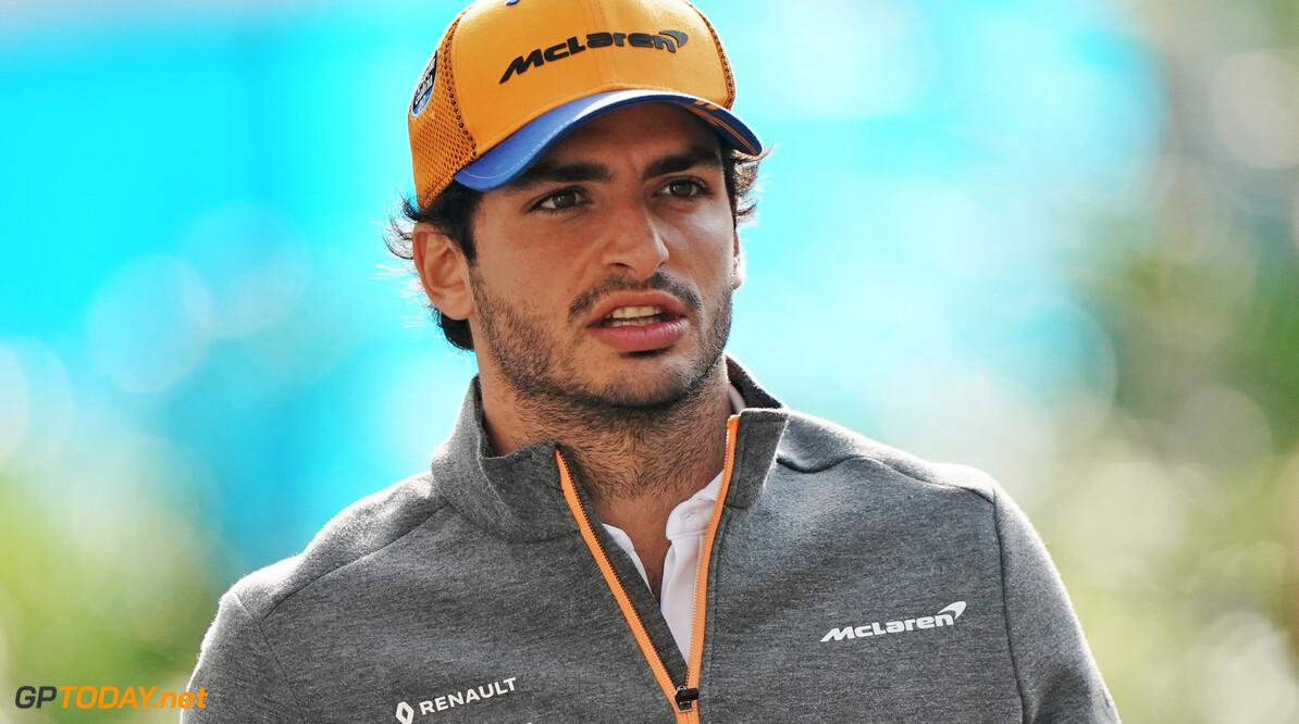 """Sainz: """"Zeker in races kan McLaren strijd met Red Bull nog niet aan"""""""