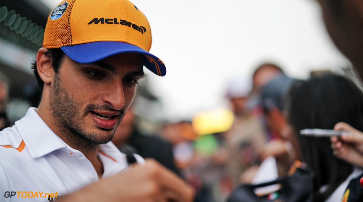 Sainz has driver ability for championship success at Ferrari - Massa