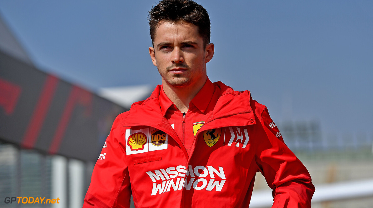 GP MESSICO  F1/2019 -  GIOVED? 24/10/2019   GP MESSICO  F1/2019 -  GIOVED? 24/10/2019    credit: @Scuderia Ferrari Press Office GP MESSICO  F1/2019 -  GIOVED? 24/10/2019   (C) FOTO COLOMBO IMAGES CITTA' DEL MESSICO MESSICO
