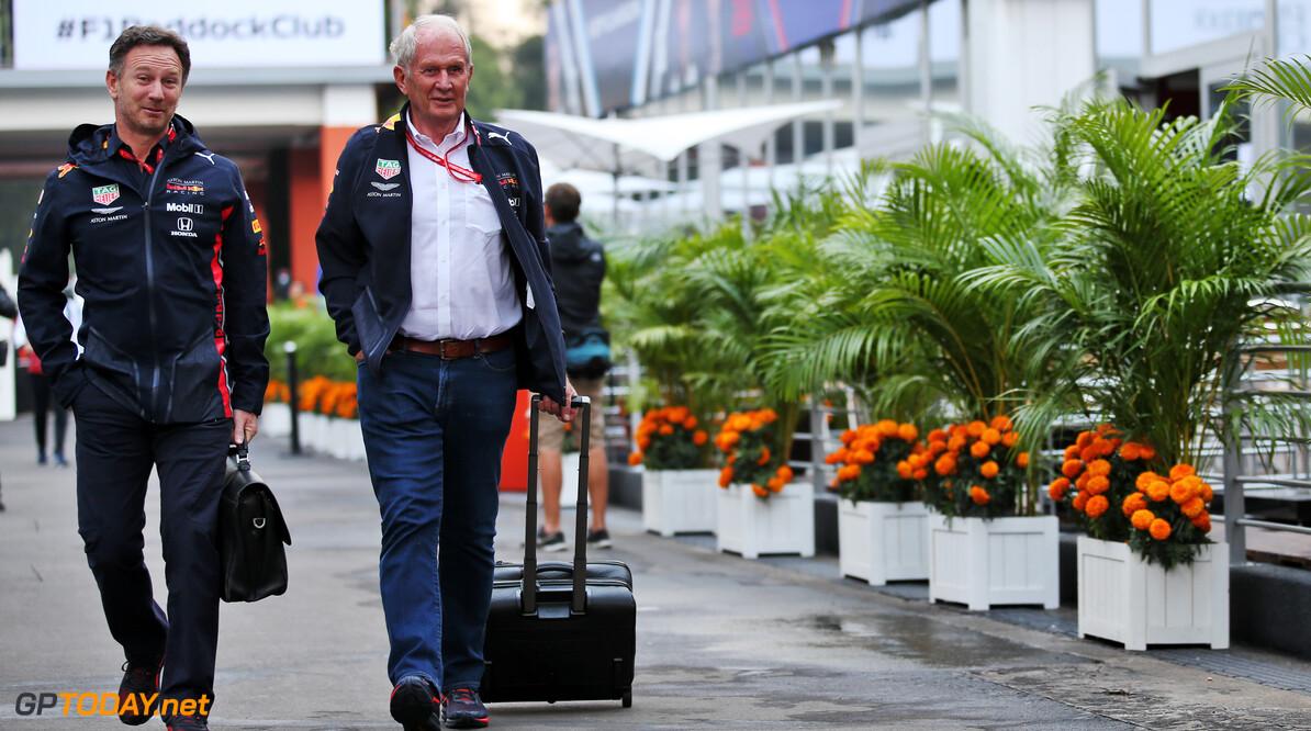 "Helmut Marko wil duidelijkheid: ""FIA moet opheldering geven over Ferrari-motor"""