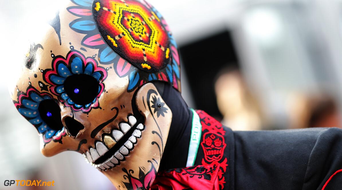 <b>Foto's</b>: De vrijdag van de Grand Prix van Mexico