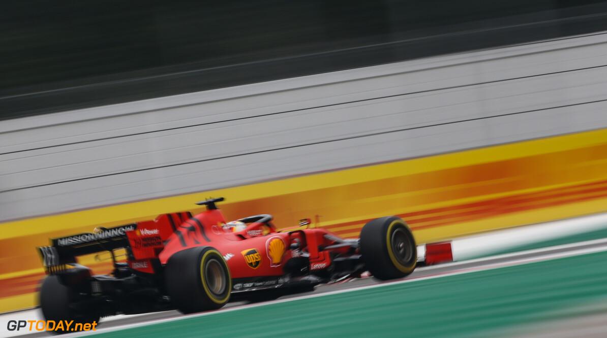 <strong>FP2:</strong> Vettel fastest ahead of Verstappen, Albon crashes