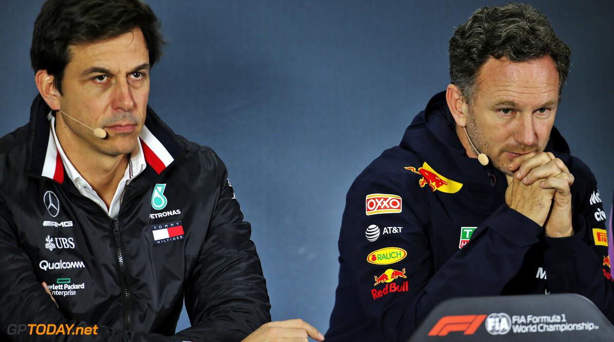 Red Bull en Mercedes van plan veel geld uit te geven voor invoering budgetplafond