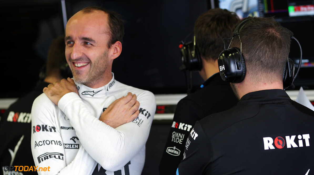 Kubica open to 2021 F1 return