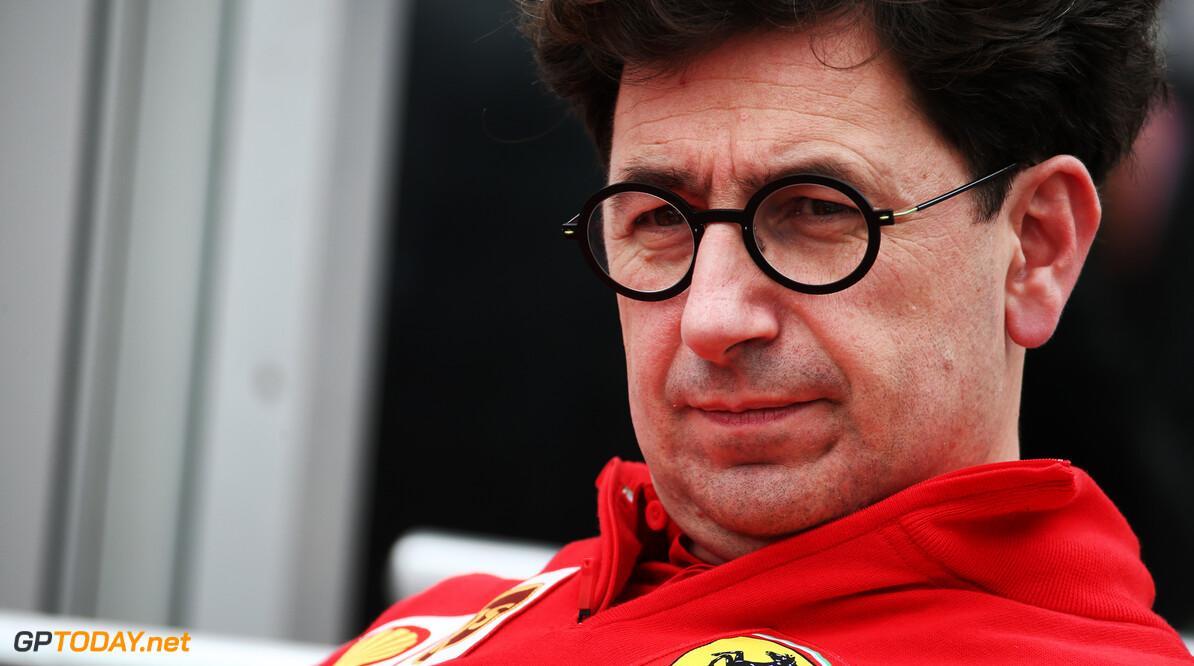 Binotto: Ferrari need to be 'braver'