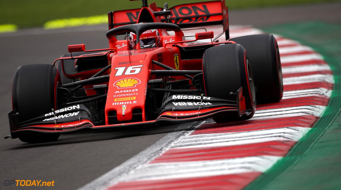 <b>VT3</b>: Zesde tijd voor Verstappen, Ferrari snelste op opdrogende baan