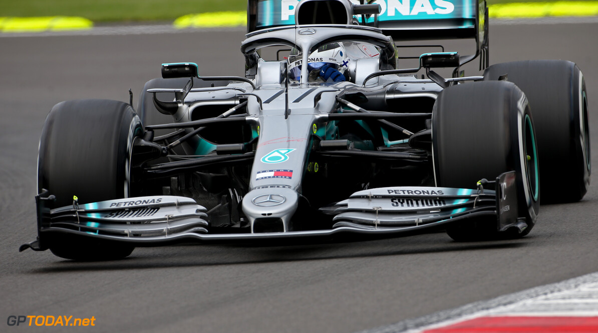 <b>Video:</b> Valtteri Bottas crasht hard tijdens kwalificatie GP Mexico