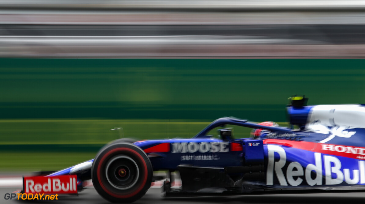 Formula One World Championship Pierre Gasly (FRA), Scuderia Toro Rosso  25.10.2019. Formula 1 World Championship, Rd 18, Mexican Grand Prix, Mexico City, Mexico, Practice Day. - www.xpbimages.com, EMail: requests@xpbimages.com (C) Copyright: Charniaux / XPB Images Motor Racing - Formula One World Championship - Mexican Grand Prix - Practice Day - Mexico City, Mexico XPB Images Mexico City Mexico  Formel1 Formel F1 Formula 1 Formula1 GP Grand Prix October Mexico Mexico City Mexican Autodromo Hermanos Friday 25 10 2019