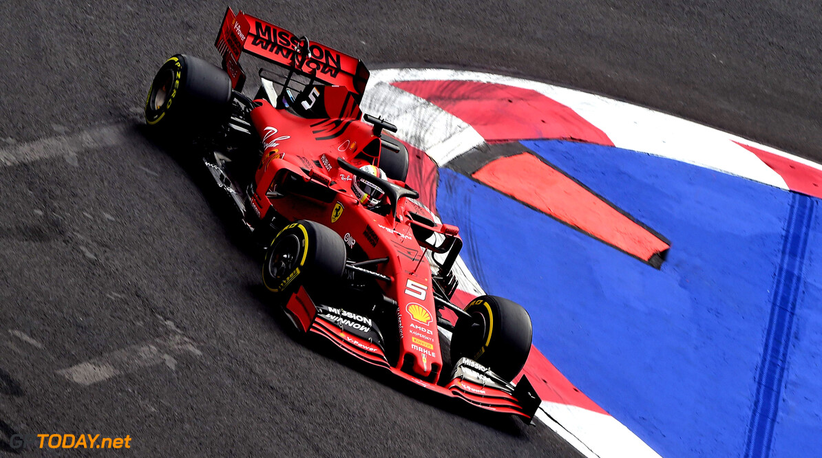 GP MESSICO  F1/2019 -  VENERD?  25/10/2019   GP MESSICO  F1/2019 -  VENERD?  25/10/2019   