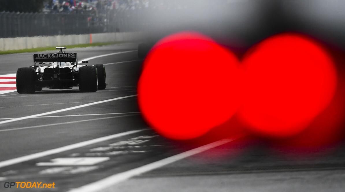 Horror-scenario bij Haas in België: motorwissel voor beide auto's  tijdens kostbare trainingstijd