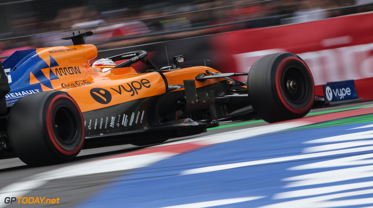 Sainz: McLaren already ten seconds behind rivals on strategy
