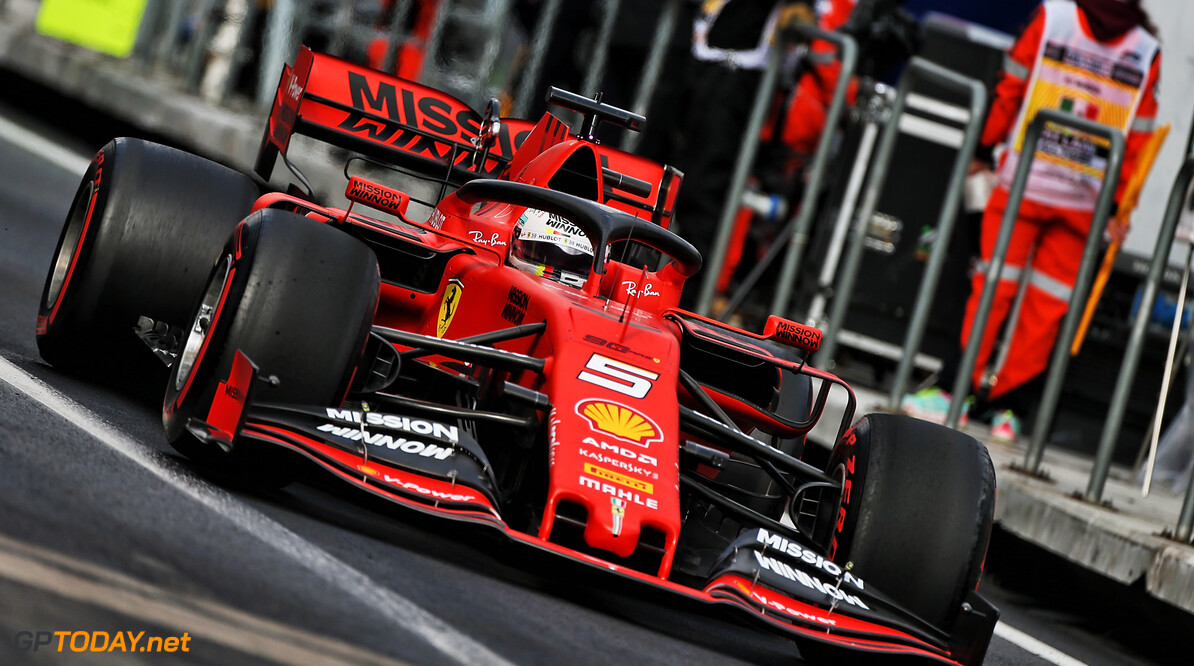 "Vettel baalt van fout in Q3: ""Hebben de snelheid om te winnen"""