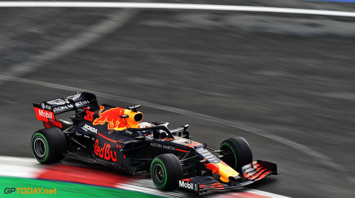 <b>Kwalificatie</b>: Verstappen verslaat Ferrari's en pakt pole position