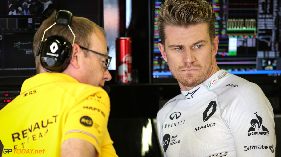 Formula One World Championship Nico Hulkenberg (GER), Renault Sport F1 Team  26.10.2019. Formula 1 World Championship, Rd 18, Mexican Grand Prix, Mexico City, Mexico, Qualifying Day. - www.xpbimages.com, EMail: requests@xpbimages.com (C) Copyright: Charniaux / XPB Images Motor Racing - Formula One World Championship - Mexican Grand Prix - Qualifying Day - Mexico City, Mexico XPB Images Mexico City Mexico  Formel1 Formel F1 Formula 1 Formula1 GP Grand Prix October Mexico Mexico City Mexican Autodromo Hermanos Saturday 26 10 2019 Qualifying Portrait
