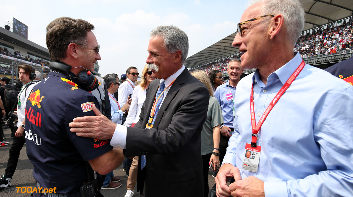 F1 teams receive payments from Liberty Media amid coronavirus crisis