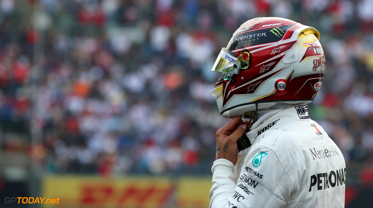 Hamilton: Qualifying laps have been 'decent' despite lack of poles