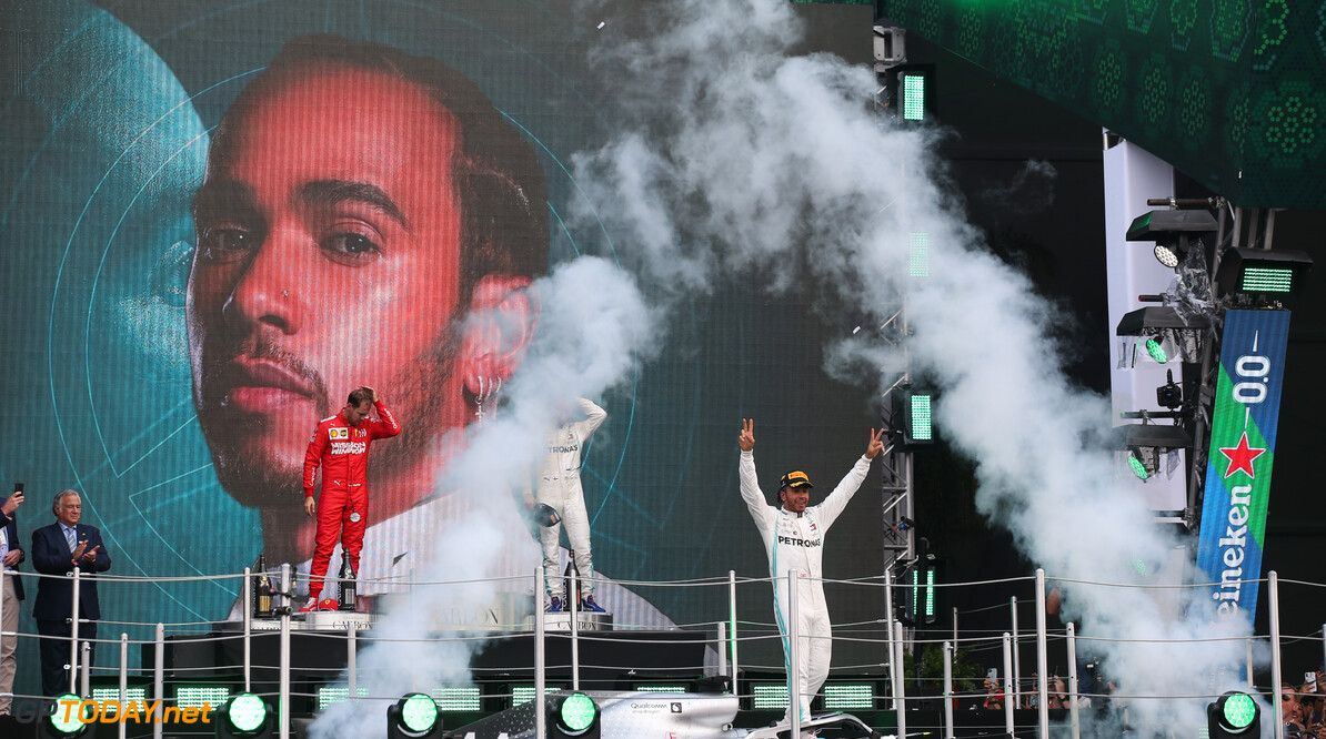 How Hamilton can secure his sixth title this weekend